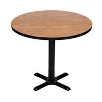 Correll BXB30R 30-in Round Bar Height Café Table
