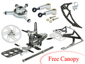 Microheli T-REX 150 DFC CNC Performance X Frame package