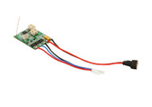 Spectrum AS6410NBL DSMX 6Ch AS3X Receiver with Brushless ESC