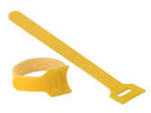 Microheli Double Sided Velcro Strap 150x12mm 2PC YELLOW
