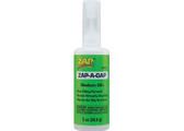 Pacer Zap Adhesives Zap-A-Gap CA+ Glue Medium 2 oz PT01