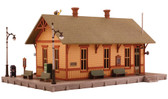 Woodland Scenics Building Kit Woodland Station N Railroad Train PF5207