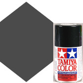 Tamiya Polycarbonate PS-23 Gun Metal Spray Paint 86023