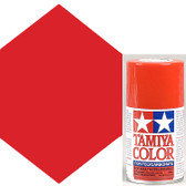 Tamiya Polycarbonate PS-24 Fluorescent Orange Spray Paint 86024