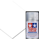 Tamiya Polycarbonate PS-55 Flat Clear Spray Paint 86055