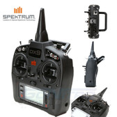 Spektrum SPMR9910 DX9 Black 9-Channel DSMX Transmitter / Radio Only, Mode 2