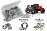 RC Screwz CEN028R CEN Racing Colossus XT Rubber Shielded Bearings Kit