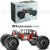 Gmade R1 Rock Crawler Buggy Kit 1/10 Electric 4WD GM51000