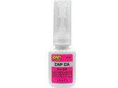 Pacer Zap Adhesives Zap CA Glue 1/4 oz PT10