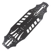 Yeah Racing YKBD-001 Equal Flex Carbon Graphite Chassis 2.5mm : Yokomo BD8 2017