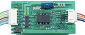 NCE D408 Decoder 4 amp, 9 Functions For S , O Scale