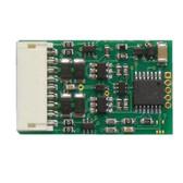 "NCE D13J Decoder Silent Running / NMRA 9 pin DCC ""Quick Plug"" 1.2A 5240174"