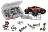 RC Screwz RCR062 RedCat TR-MT10e Stainless Screw Kit