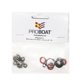 """Pro Boat PRB286053 Bearings and Seals : Valvryn 27"""" F1"""