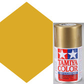 Tamiya Polycarbonate Gold Spray Paint PS-13