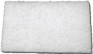 WHITE GLASS SAFE SCRUB PAD