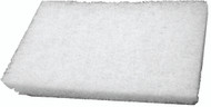 THICK WHITE GLASS SAFE SCRUB PAD