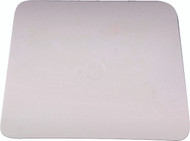 "4"" TEFLON HARD CARD - WHITE - MEDIUM/HARD"