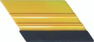 REBEL HARD CARD - MANGO WITH FELT EDGE