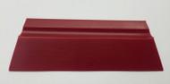 5.5 Inch Red Installation Squeegee (Medium)