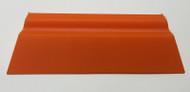 5.5 Inch Orange Installation Squeegee (Hard)