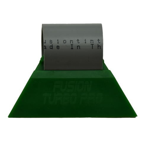 """80 DUROMETER,  3.5"""" SOFT CLEANING & PPF SQUEEGEE"""