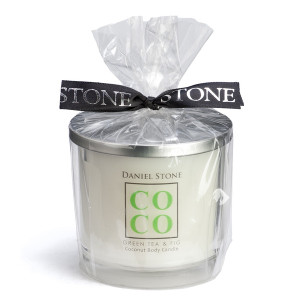 COCO Green Tea and Fig Candle
