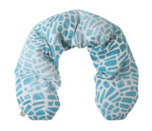 """Warming Neck & Shoulder Wrap - """"Aegean"""""""