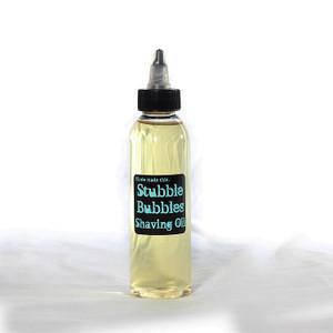 Stubble Bubble Shaving Oil-2oz