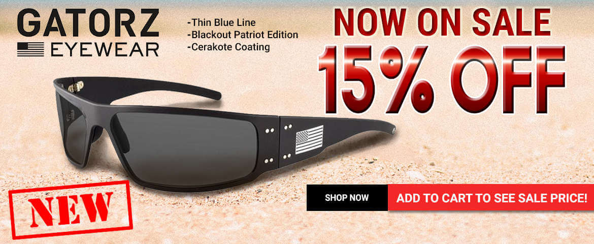 Gatorz Eyewear - 15% OFF!