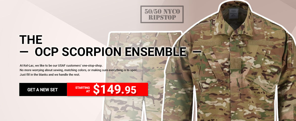 Pre-Order Your OCP Scorpion ACU Today!