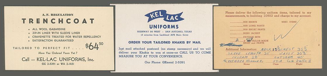 Vintage Ad Banner