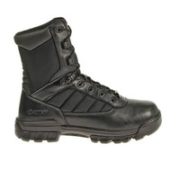 "Outer side view of black Bates 2260 Ultra-Lites 8"" Tactical Sport Boot"