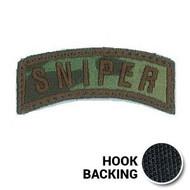 Sniper Tab Patch - Multicam
