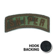 Multicam sniper tab patch from Kel-Lac