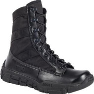 Rocky C4T 8 inch boots in black