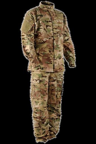 DRIFIRE FORTREX  550 2-Piece Flight Suit Ensemble OCP Multicam FR Air Force Uniform