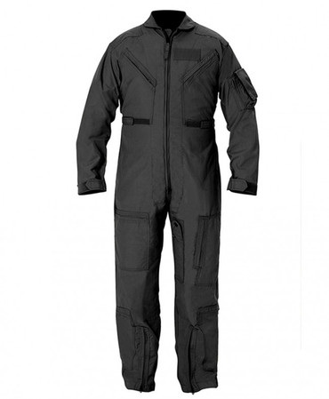 Propper Nomex Flight Suit in Black
