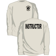 Combat Arms Instructor Long Sleeve T-Shirt from Kel-Lac