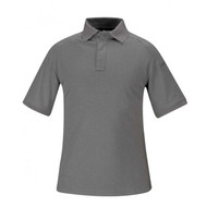 Propper Men's Snag-Free Polo in Heather Grey
