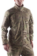 Front view of US Army Massif Elements FR Jacket