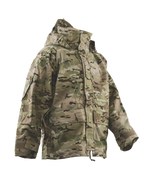 Front view of H2O ECWCS GEN-2 Parka in Multicam