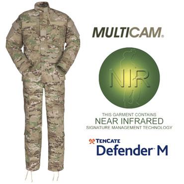 Multicam OCP ACU Coat and Trouser Ensemble - FR