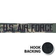 KEL-LAC® USAF BRANCH Tapes - ABU (w/ Hook Back)