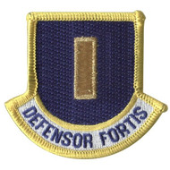 Defensor Fortis Flash - 2nd Lt