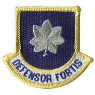 Defensor Fortis Flash - Lt Col