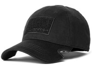 NOTCH Classic Adjustable Operator Hat - Black