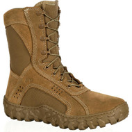 Coyote Brown Rocky S2V Tactical Military Boot