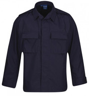 Propper BDU Battle Rip 2 Pocket Long Sleeve Shirt in Dark Navy