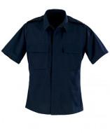 Propper BDU Battle Rip 2 Pocket Short Sleeve Shirt in Dark Navy